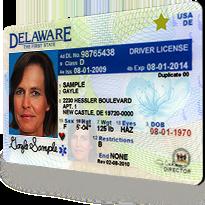 delaware drivers license